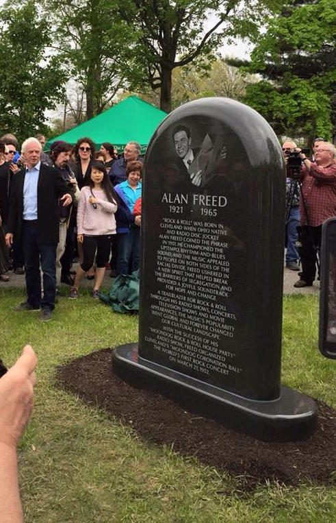 """Alan Freed Memorial"""